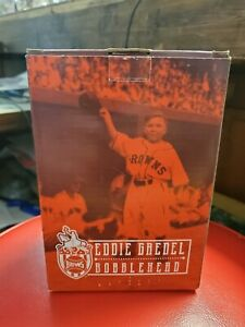 St Louis Cardinals SGA (2016) Eddie Gaedel Bobblehead Browns w/ Original Box.