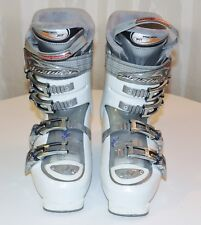 NORDICA SIZE 295 GTS 8 OLYMPIA PRECISION FIT THERMO CUSTOM SKI BOOTS WHITE NICE
