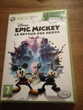 Epic mickey le retour des héros Xbox360