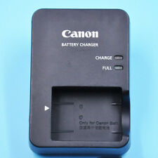 Used Original Canon CB-2LHT CB-2LHE CB-2LH Charger For NB-13L Battery G7 X5