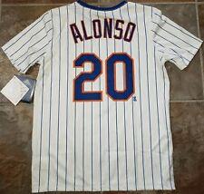 New York Mets Pete Alonso Kids Youth Boys Baseball Jersey Shirt NWT XL 18-20 MLB