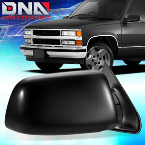 For 1998-1999 Chevy GMC C/K 1500 2500 Powered Heated Right Passenger Side Mirror