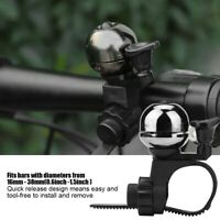 Cycling Bicycle Bell Road Mountain Bike Handlebar Ring Safety Warning Alarm Horn