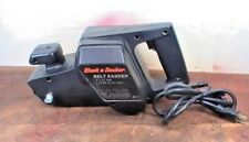 "Pre-owned & Tested Black & Decker #7447 3.4A 3"" x 21"" 1/3 HP Belt Sander"