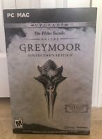 The Elder Scrolls Online–Greymoor Physical Collector's Edition Upgrade–PC–NEW🔥