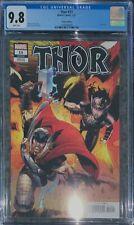 Thor #11 1:25 Klein Variant CGC 9.8 (Donny Cates)