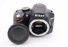 NIKON D3200 24.2MP 3''Screen DSLR Camera - SHUTTER COUNT 30