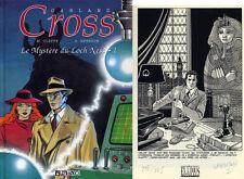 GRENSON CARLAND CROSS #4 - EDITION ORIGINALE + EX-LIBRIS 225 ex. n°/signés