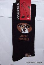 Jack Russell Dog Mens/Womens Socks