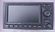 Audi A4 RNS-E Navigation Plus, GPS, 8E0 035 192 T + GPS-Antenne+DVD, Rechnung DE