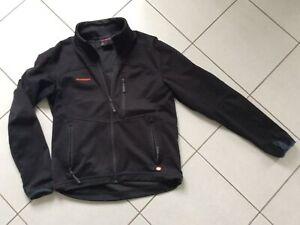 MAMMUT Ultimate Pro Jacket Men Softshell Windstopper Schwarz Gr. L /1010-06121