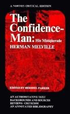 The Confidence-Man by Herman Melville (1971, Paperback)