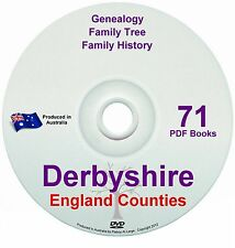 Family History Tree Genealogy Derbyshire
