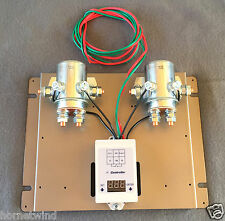 880 AMP digital charge controller 12 volt DC used 4 wind turbine solar panel USA