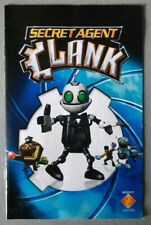 Notice du jeu SECRET AGENT CLANK - Sony Playstation 2 (PS2) - Français (PAL)