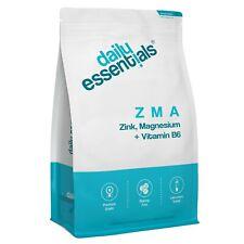 ZMA 500 Tabletten (V) Hochdosiert - Muskelaufbau Testosteron T-Booster HGH Sleep