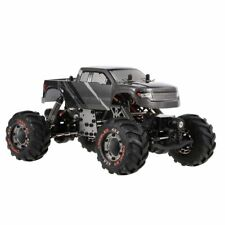 RC MONSTER truck 1/24 2.4GHz 4WD 4WS  Rock Crawler RTR with Double Servo RC car