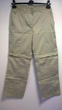 Discovery outdoor señora pantalones trekking beige talla M nuevo con etiqueta
