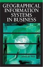 NEW - Geographic Information Systems in Business