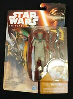 Star Wars The Force Awakens Constable Zuvio Action Figure W/ Accessories Hasbro