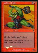 Goblin Raider FOIL   EX   7th   Magic MTG