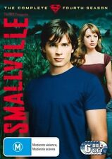 Smallville : Season 4 (DVD, 2006, 6-Disc Set) Tom Welling, Kristin Kreuk