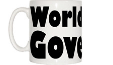 World's Best Governor Mug