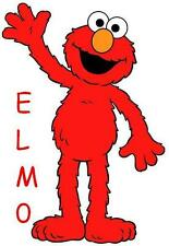 Elmo # 12 - 8 x 10 Tee Shirt Iron On Transfer Muppets