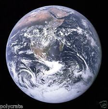 Photo Nasa - La planète Terre vue de l'espace - Conquête spatiale
