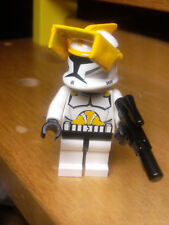 Lego Star Wars Custom Clone Marshal Commander Cody Clone Wars Trooper