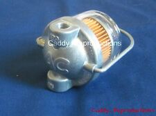 1941 - 1966 Cadillac Fuel Filter With Glass Bowl
