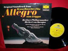 BRUNO BOZZETTO Allegro non troppo OST LP 1976 Mint-