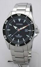 Citizen Eco-drive ProMaster diver's 200m ISO 6425 reloj Náutico bn0100-51e