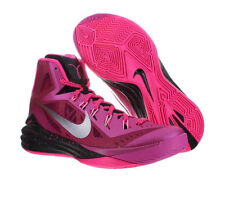 New Mens Nike Hyperdunk 2014 Basketball Shoes Pinkfire II/Black MSRP $140