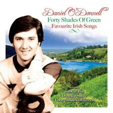 O'donnell Daniel - Forty Shades Of Green: Favouri NEW CD