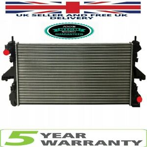 RADIATOR TO FIT CITROEN RELAY JUMPER PEUGEOT BOXER 2.0 BlueHDi WITH AIR CON