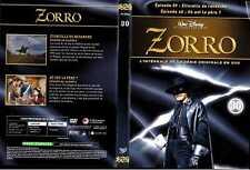 DVD Zorro 30 | Disney | Serie TV | Lemaus