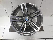 Orig BMW X6 F16 Alufelge 19 Zoll 10J x 19 ET 21 M Doppelspeiche 623 Neu M135/14