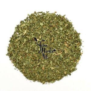 Blue Fenugreek Dried Cut Leaves & Stems  25g-200g - Trigonella Caerulea