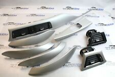 BMW F30 F31 3 SERIES SILVER INTERIOR TRIMS FOR LHD
