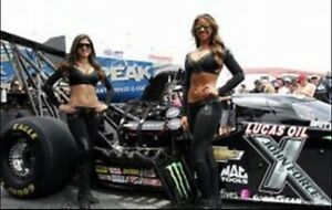 ERROR from Action MONSTER ENERGY BRITTNEY FORCE 1/24TH NHRA TOP FUEL DRAGSTER