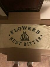 Bar Towel, Beer, Flower's Best Bitter, Great addition to any collection!