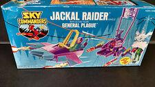 1987 Sky Commanders JACKAL RAIDER No. 35830 Kenner NOS NIB Unopened Vintage