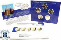 """Deutschland 2 Euro Münzenset 2006 """"Bundesländer"""" Schleswig-Holstein Stempelglanz"""