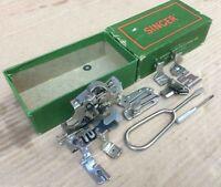 Vintage Singer 221, 222, 99, 66, 15,201 Sewing Machine attachments/Accessories