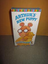 Arthur - Arthurs New Puppy (VHS, 1998)