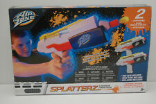 Splatterz Stryker Paint Ball System Twin Pack Air Zone with Paintballs