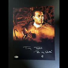 Tony Todd Autographed Candyman 11X14 Custom Photo | With BECKETT COA