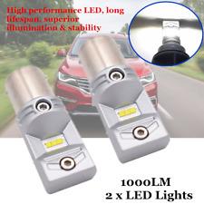 2x LED Backup Reverse Light High Power 6000K White 100W Bulb Set 1156 5007 7506