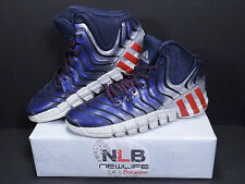 f59da1c4667a3 Adidas Adipure Crazyquick 2  G98405  Navy Red White Men s Size 8
